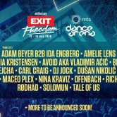 EXIT Festival, Serbia, 12 – 15 July 2018